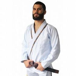 Kimono KING Jiu Jitsu Branco2