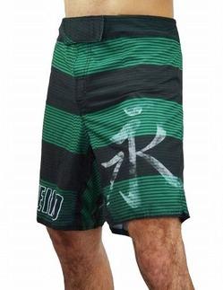 Shorts Vibe Green2