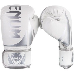 Challenger 20 Boxing Gloves whitesilver 1