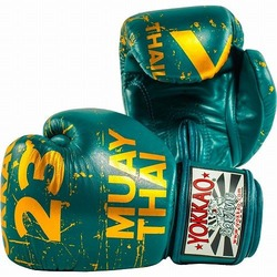 Urban Muay Thai Boxing Gloves Petroleum 1