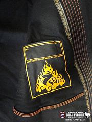 Shoyoroll 柔術衣 7th Son シングル 黒 ポケット