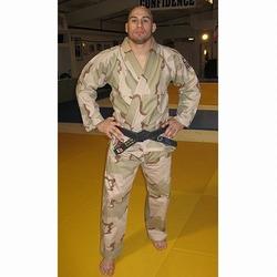 Fuji Force Camouflage BJJ Gi2