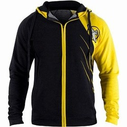Recast Hoodie yellow 1a