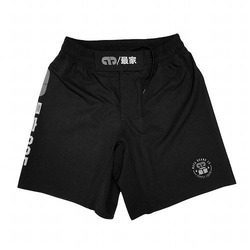 TRAINING SHORT SCRAP BOX black 1