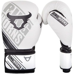 Nitro Boxing Gloves white 1