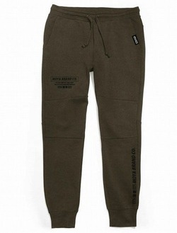 DT ARMY GREEN JOGGER1