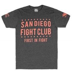 San Diego Fight Club T
