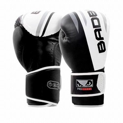 Pro Series Advanced Boxing Gloves white1