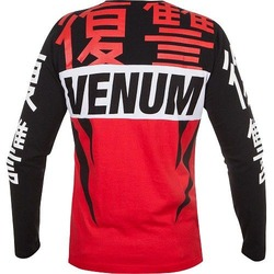 Revenge Long Sleeve T red 4