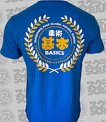 Tee Essentials Blue 2