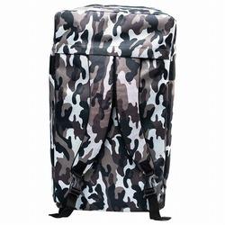Convertible Grey Camo Gym Bag 3