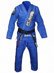 Gi Fight Life Blue1