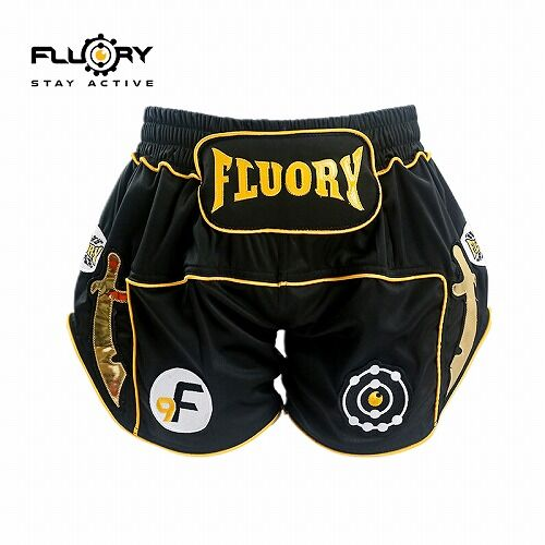 muay thai gold black 1 (1)
