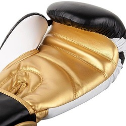 Boxing Gloves Contender 20 blackwhitegold 4