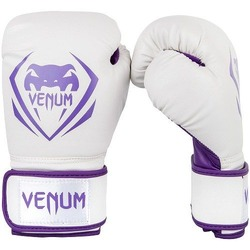 Contender Boxing Gloves whitepurple 1