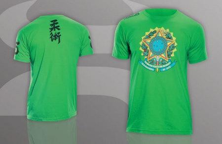 ジャコTシャツ ブラジル