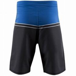 Hayabusa Sport Training Shorts Black-Blue 2a