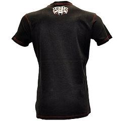 Red Devill T shirt black 2