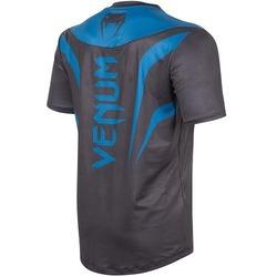 T-shirt Dry Tech Predator bleu 3