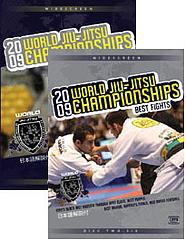 DVDブラジリアン柔術世界選手権ムンジアル2009