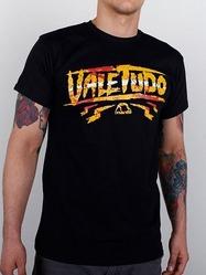 t-shirt VALETUDO black 1