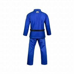 North South Training Series Youth BJJ Gi blue 2