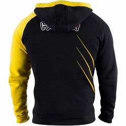 Recast Hoodie yellow 2a