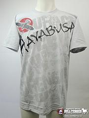 Hayabusa Tシャツ Aspss 白