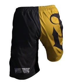 War_Tribe_Icon_Shorts_black_yellow2