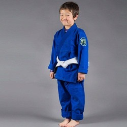 Kids Gi Blue 1