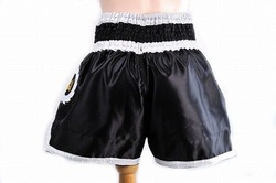 YOKKAO Blade Runner Black Muay Thai Shorts 2
