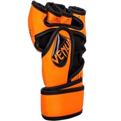 Undisputed 20 MMA Gloves Semi Leather orange 3