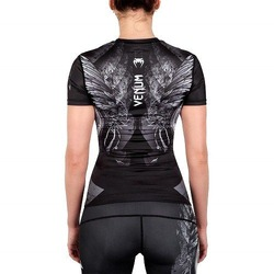 Phoenix Rashguard Short Sleeves BlackWhite 3