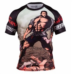 Dean Lister Limb Reaper Rash Guard 1