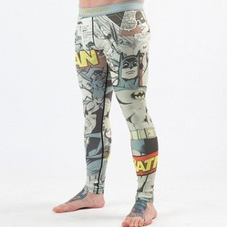Batman Pop Art Spats 1