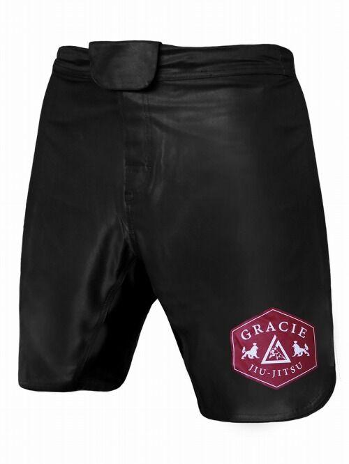 lion_fight_shorts_black_1