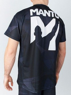 performance t-shirt ICON black 2