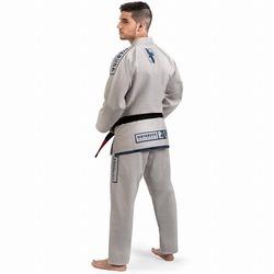 Lightweight Jiu Jitsu Gi stone white 2