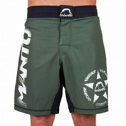 fight shorts ARMY green1