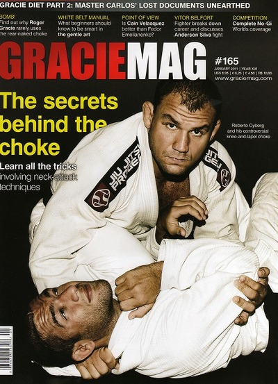 Gracie Magazine 165