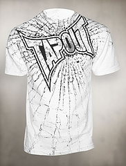 Tap ouT Tシャツ Break On Through 白