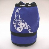 Fuji Sports Hobo Bag Blue