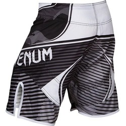 Camo Hero Fightshorts black 3