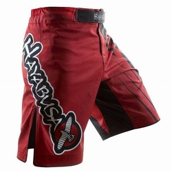 Chikara Recast Performance Shorts  Red2