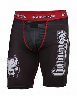 Under Dog Compression Shorts 1