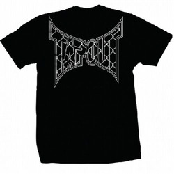 TapouT Caged T-Shirt black