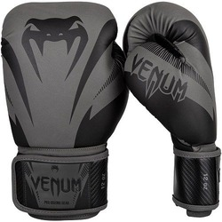 Impact Boxing Gloves greyblack 1