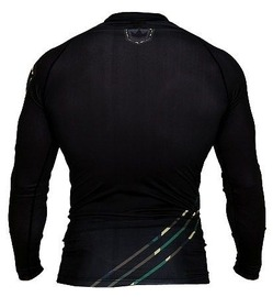 Camo Long Sleeve Rash Guard 2
