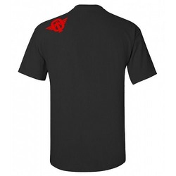 JIU JITSU  T-SHIRT black-red 2
