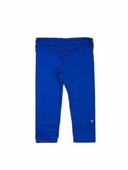 MANTO BJJ Gi Pants BASIC blue1